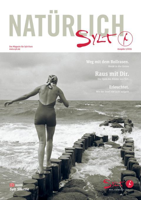"""Rosige Zeiten für die """"Natürlich Sylt""""-Sommerausgabe"""