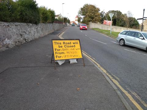 Work to begin next week to make Lossie junction safer for pedestrians and cyclists