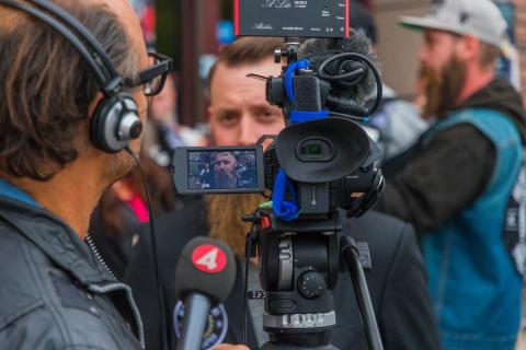 Årets World Beard Day firande i Sverige uppmärksammas över hela världen!