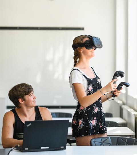 Pressinbjudan: Upplev unikt VR-projekt på Realgymnasiet i Norrköping
