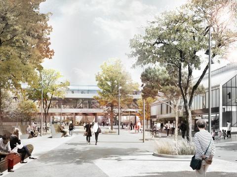 Hässleholm-Lund prioriterat för ny bana för höghastighetståg