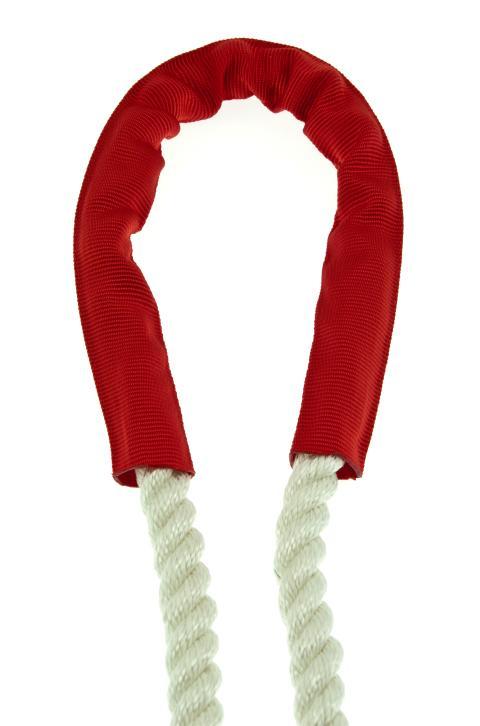 PolyRopes PROTECT slitskydd röd