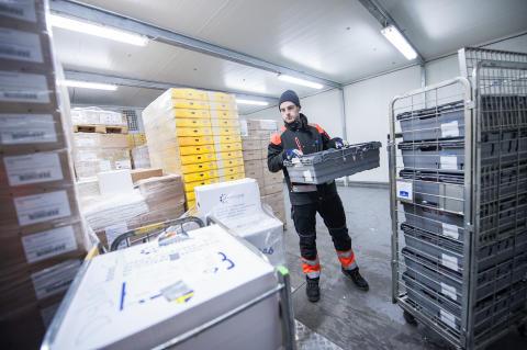 Norrmejerier investerar i ökad fryskapacitet vid Luleå mejeri