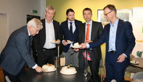 ESA godkjenner støtte til biokull