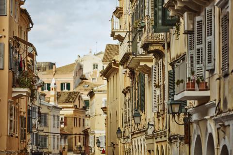 Smukke balkoner