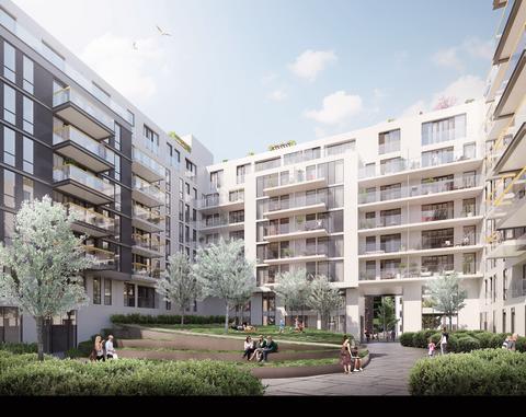 Eufemias Hage – et av landets første BREEAM-NOR sertifiserte boligprosjekt