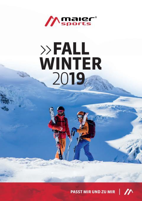 Workbook Herbst/Winter 19/20