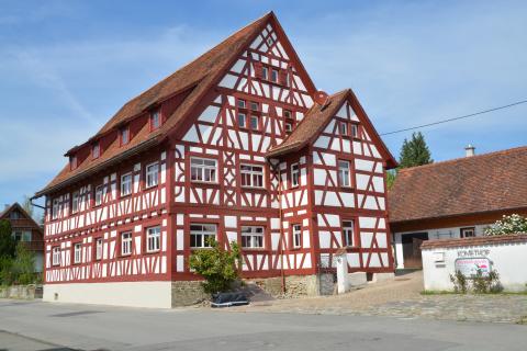Sanierungspreis 16 Holz: Komethof in Salem-Neufrach