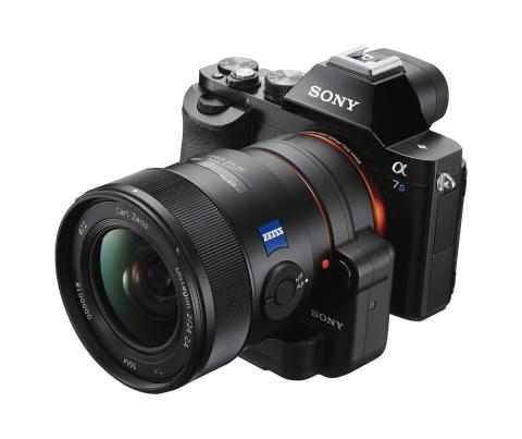 Un nuevo mundo de expresión fotográfica se hace realidad con la α7S de Sony