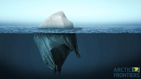 Arctic Frontiers Science call for papers topic focus: Plastics in the Ocean