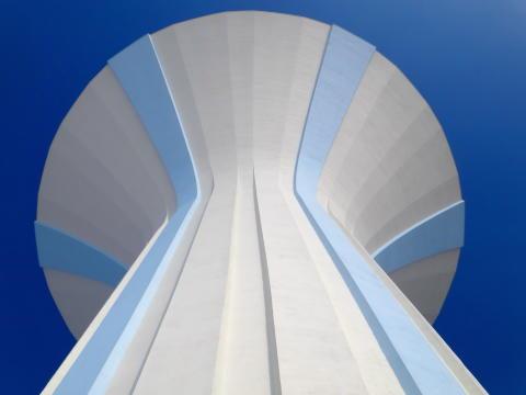 Bjuvs vattentorn får UV-aggregat