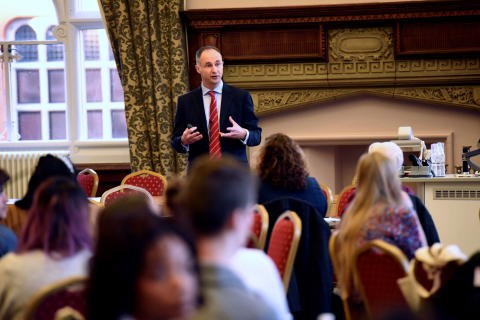 Northumbria welcomes top US scholars through flagship exchange programme
