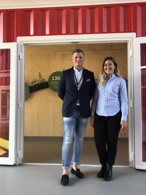 Ny unik mobilitetspunkt testas i Oslo