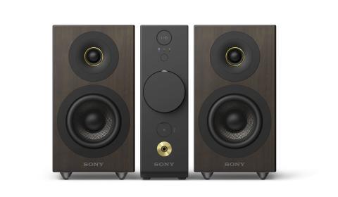 Das neue Kompakt-Audiosystem von Sony füllt den ganzen Raum mit exquisitem Sound