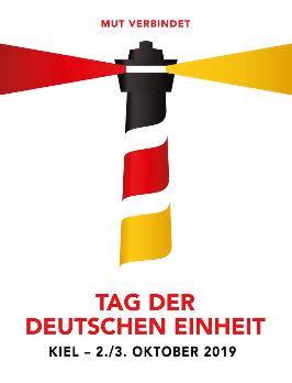 Logo Tag der Deutschen Einheit 2019