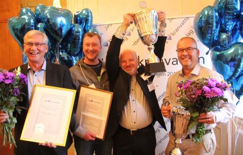 Sveriges godaste Kranvatten 2015 finns i Bromölla