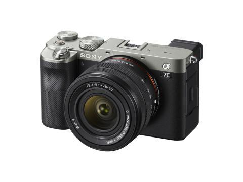 Sony lansează noua cameră Alpha 7C și un nou obiectiv zoom; Cel mai mic și mai ușor  sistem de cameră full-frame din lume