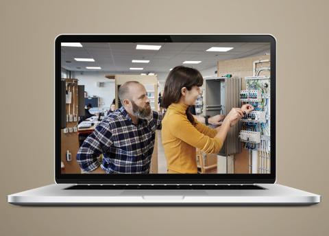 TEC tilbyder webinarer