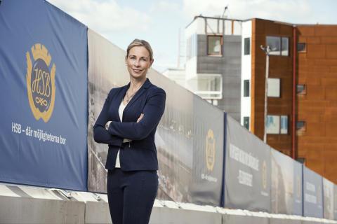 HSB klättrar som attraktiv arbetsgivare i bostadsbranschen