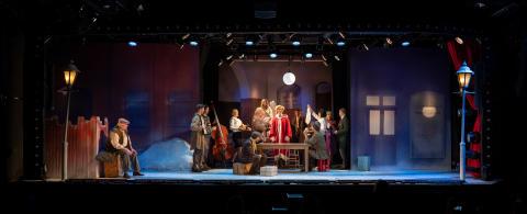 Sagan om Karl-Bertils julafton - Scalateatern