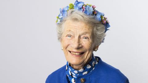 NINA LAGERGREN, MEDGRUNDARE AV RAOUL WALLENBERG ACADEMY, HAR LÄMNAT OSS I STOR SAKNAD