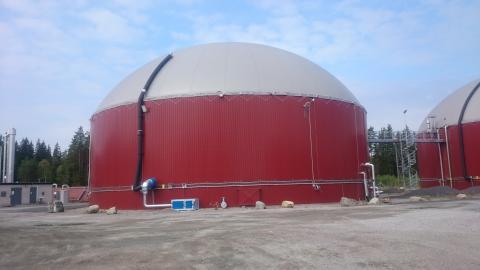 160 miljoner kronor till biogasproduktionen