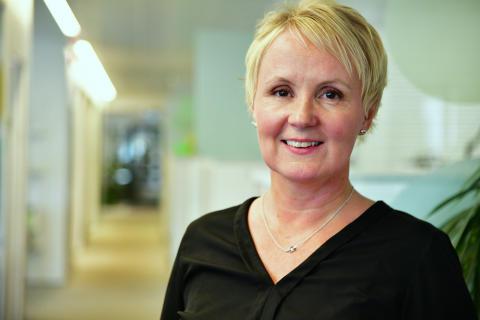 Umeå Energis driftchef kan bli Årets Kraftkvinna 2018