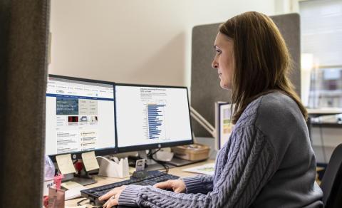 Förbättrad SVF-statistik på cancercentrum.se