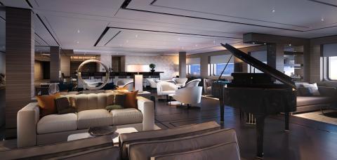 RCYC Living Room Bar View