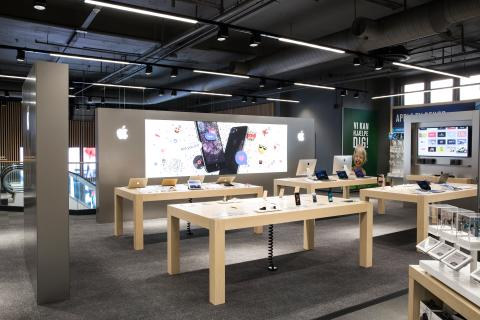 Apple Shop Elgiganten Strøget