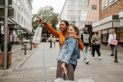 Shopping in Kiel