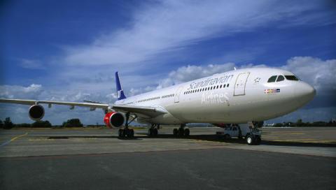 SAS förnyar mångårigt avtal med Amadeus
