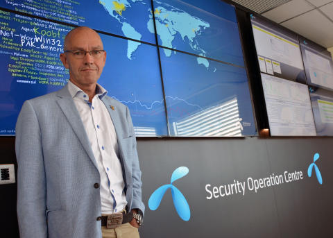 Telenor øver på cyberkrise