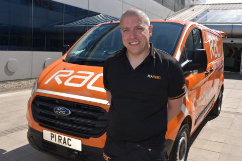 2019 RAC Patrol of the Year, Ben Aldous
