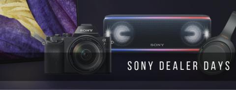 Sony présente ses nouveautés 2019 pour la première fois en France