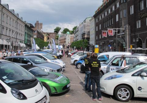 Analys av rally visar: Elbilar drar minst, laddhybrider imponerar