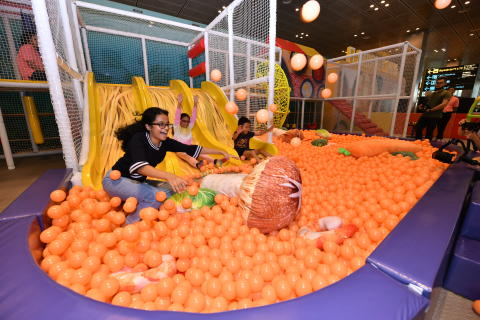 Jump right into the September holidays with a line-up of exciting jam-packed activities at Changi Airport!