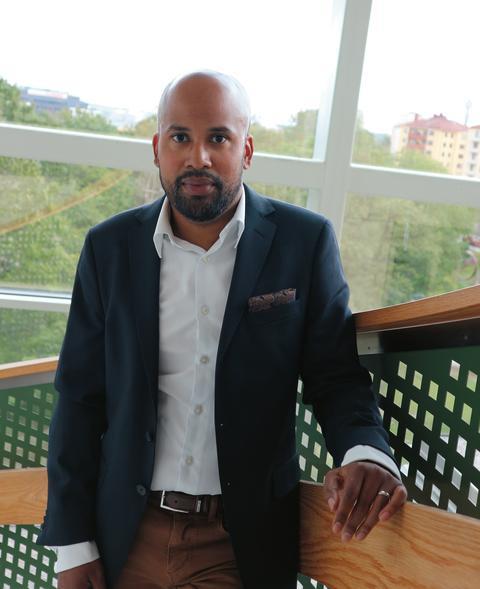 Johannes Ekström, ny CFO mySafety Group