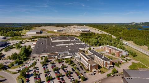 Colliers rådgivare när Ellos fastighet i Borås får ny ägare