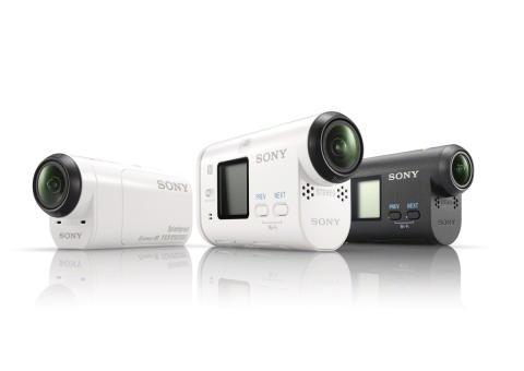 action cam range