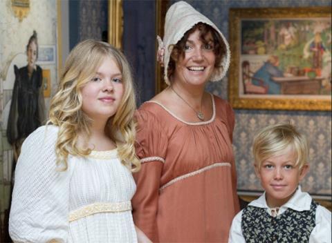 Nypremiär på En sagolik skola på Kalmar läns museum!