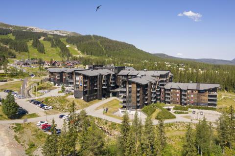 Radisson Blu Resort Trysil forventer storinnrykk etter å ha vært stengt tre måneder