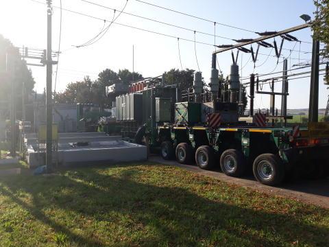 Neues Kraftpaket im Umspannwerk Steinheim: WWN investiert in Versorgungssicherheit