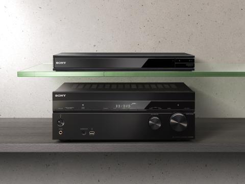 Sony annonce le lecteur Blu-Ray 4K Ultra HD et la barre de son Dolby Atmos