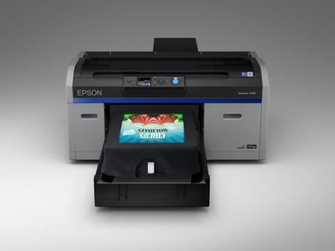 Press Release: Epson launches its new Direct to Garment printer, the SureColor F2130