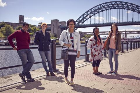 ​​Northumbria ranked top in the UK for nightlife!