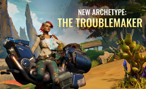 The Cycle S2 Troublemaker