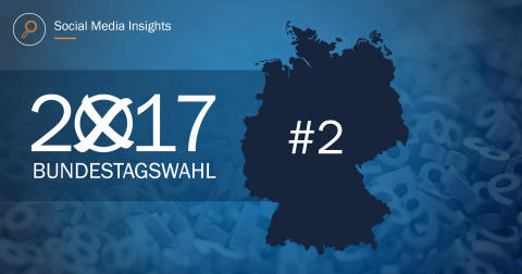 SOCIAL MEDIA INSIGHTS ZUR BUNDESTAGSWAHL 2017 | #2