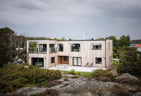Bostadshus 1. Enbostadshus i Kullavik