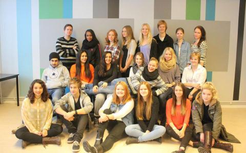 Elever på Carlforsska gymnasiet besöker Strasbourg